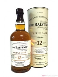 Balvenie Tripple Cask 12 Years Single Malt Scotch Whisky 1,0l
