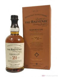 Balvenie 21 years Madeira Cask Finish Single Malt Scotch Whisky 0,7l