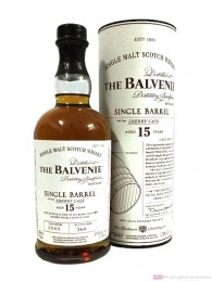 Balvenie Single Barrel 15 Years Sherry Cask 2065