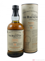 Balvenie 14 Years Peated Triple Cask Single Malt Scotch Whisky 0,7l