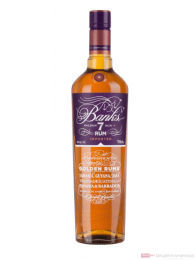 Bank's 7 Golden Age Blend Rum 0,7l