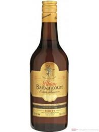 Barbancourt Estate Reserve Rhum 15 Jahre 0,7l