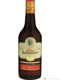 Barbancourt Three Stars Rhum 4 Jahre 0,7l