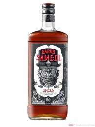 Baron Samedi Spiced 0,7l