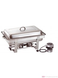 Bartscher Chafing Dish 1/1 GN Elektro beheizt 500482V