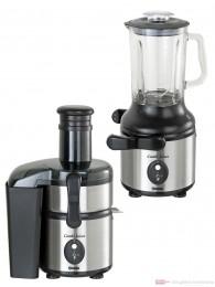 Bartscher Combi Juicer Saftpresse und Mixer in einem Gerät 150139
