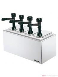 Bartscher Pumpstation 4 Pumpen