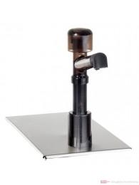 Bartscher Pumpstation für 1/3 GN - Behälter mit Aufsatzdeckel