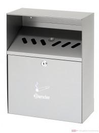Bartscher Wandascher silber klein 860001