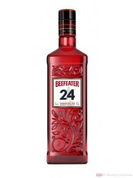 Beefeater 24 Red Look London Distilled Dry Gin 0,7l