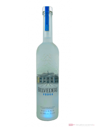 Belvedere Night Sabre Vodka 0,7l