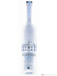 Belvedere Wodka 40 % 6,0 l Methusalem Vodka Großflasche