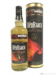 Benriach Birnie Moss Intensely Peated 0,7l