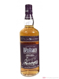 BenRiach 16 Jahre ohne GP Speyside Single Malt Scotch Whisky 0,7l