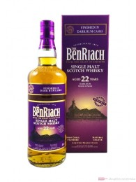 Benriach 22 Years Dark Rum