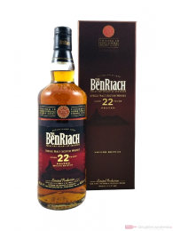 Benriach 22 Years Peated Second Edition Albariza Whisky 0,7l