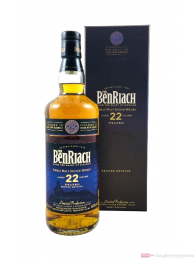 Benriach 22 Years Peated Second Edition Dunder Whisky 0,7l