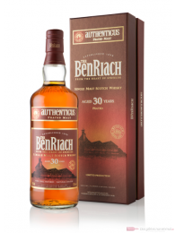 BenRiach 30 Years Authenticus Limited Edition 0,7l