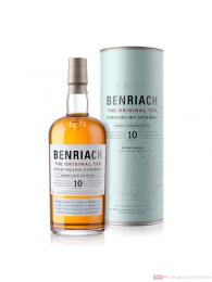 Benriach THE ORIGINAL TEN Single Malt Scotch Whisky 0,7l GP