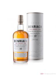 Benriach THE SMOKY TEN Single Malt Scotch Whisky 0,7l