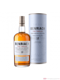 Benriach THE TWELVE Single Malt Scotch Whisky 0,7l GP