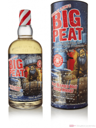 Big Peat Christmas Edition 2019 Blended Malt Scotch Whisky 0,7l