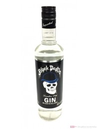 Black Death London Dry Gin 0,7l