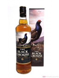 The Black Grouse Blended Scotch Whisky 0,7l