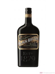 Black Bottle Blended Scotch Whisky 0,7l