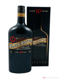 Black Bottle 10 Years Blended Scotch Whisky 0,7l