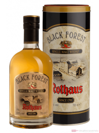 Black Forest Rothaus Edition 11 Single Malt Whisky 0,7l