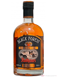 Black Forest Rothaus Edition 2020 Chardonnay Cask Finish Whisky 0,5l