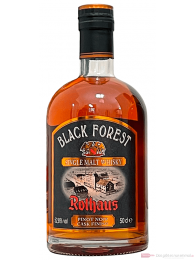 Black Forest Rothaus Edition 2020 Pinot Noir Cask Finish Whisky 0,5l