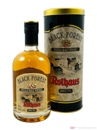 Black Forest Rothaus Edition 12 Single Malt Whisky 0,7l