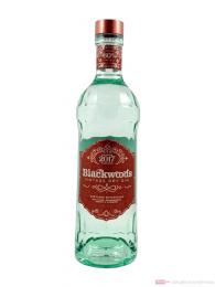Blackwood's Vintage Dry Gin 2017 0,7l 60%
