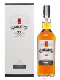 Blair Athol 23 Years Single Malt Scotch Whisky 0,7l Flasche