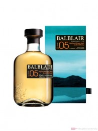 Balblair 2005 1st Release Single Malt Scotch Whisky 0,7l