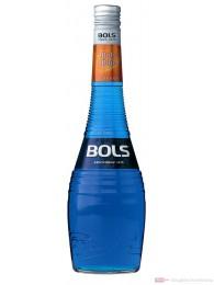 Bols Blue Likör 21% 0,7l Blue Curacao Liqueur Flasche