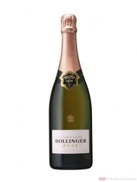 Bollinger Rosé Champagner Brut 0,75l