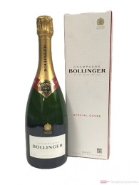 Bollinger Champagner Spezial Cuvée in Geschenkkarton 0,75l