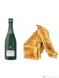 Bollinger Champagner La Grande Annee in Holzkiste geflammt 0,75l