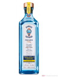 Bombay Premier Cru Murcian Lemon Gin 0,7l