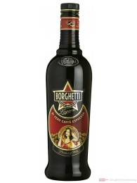 Borghetti Espresso Likör 25% Liqueur 0,7l