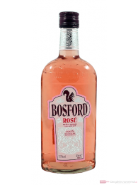 Bosford Premium Rose London Dry Gin 0,7l Flasche