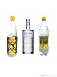 The Botanist Gin 0,7l Flasche Tonic Water Max Pack