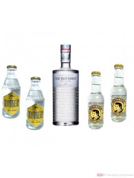The Botanist Gin 0,7l Flasche Tonic Water Mini Pack