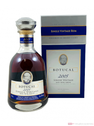 Ron Botucal Rum Single Vintage 2005 0,7l