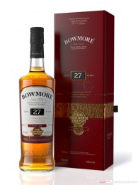 Bowmore 27 Years