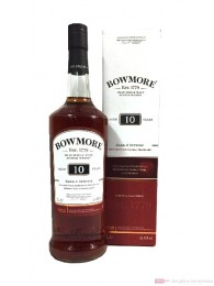 Bowmore 10 Years Dark & Intense Single Malt Scotch Whisky 1,0l