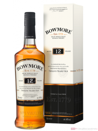 Bowmore 12 Years Single Malt Scotch Whisky 0,7l
